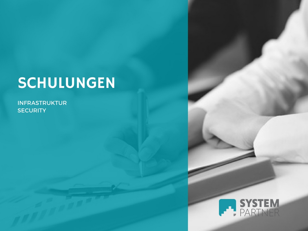 IT-SYSTEMPARTNER Schulungen